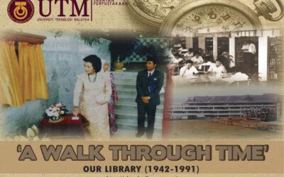 Virtual Exhibition: A Walk Through Time – Our Library (1942 – 1991)